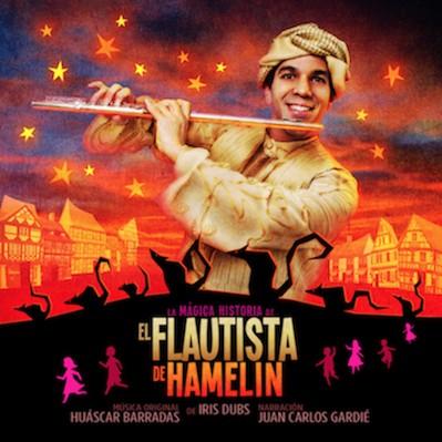 Huascar Barradas - El Flautista de Hamelin