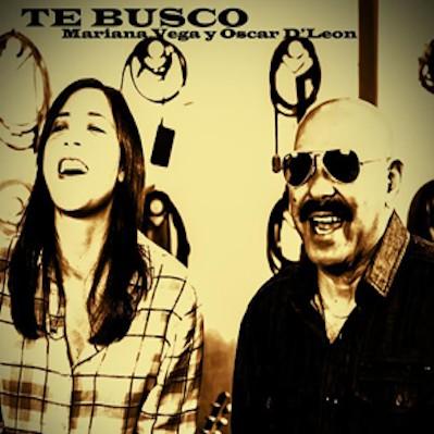 Mariana Vega Y Oscar D'Leon - Te Busco