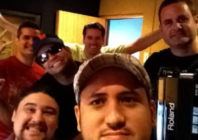 Rafael Pirela aka Rapirela Tecupae Recording Session